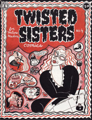Twisted Sisters, Issue 4