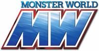 Monster World logo