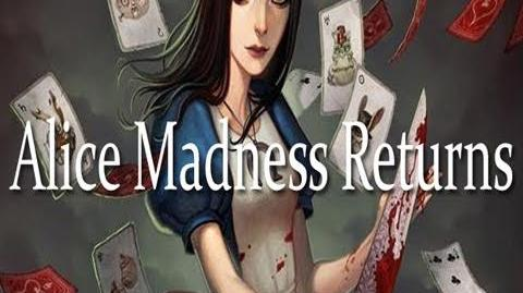 Alice Madness Returns GDC 11 Gameplay Trailer HD