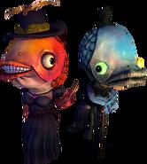 Fish couples