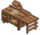 Carpenter's Lathe }}