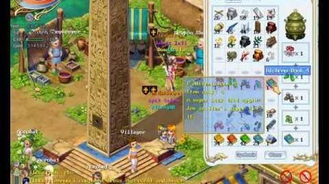 Wonderland Online Duke Shadow Suit