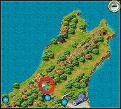 Water Maze location