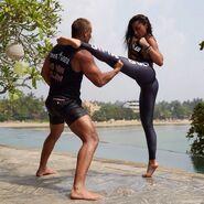 Gal Gadot Martial Arts 1