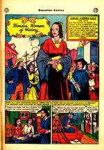 Wonder Women of History - Sensation 93a