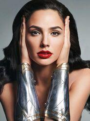 Gal Gadot as Wonder Woman Time Magazine