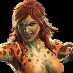 Cheetah DC Legends
