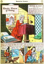 Wonder Women of History - Sensation 92a
