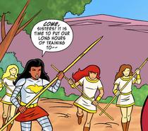 Nubia Scooby-Doo Team-Up