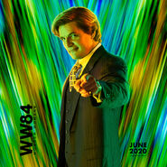 WW84 Maxwell Lord Character Poster
