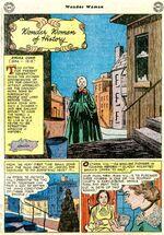 Wonder Women of History 52a