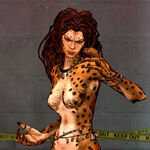 Cheetah DC Unchained