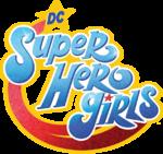 DC Super Hero Girls logo 2019