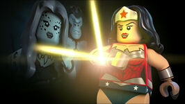 Wonder Woman (LEGO DC Comics Super Heroes- Justice League- Cosmic Clash)