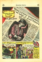 Wonder Women of History - Sensation 86a