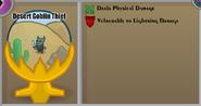 Desert Goblin Thief