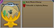 Desert Goblin Thrower
