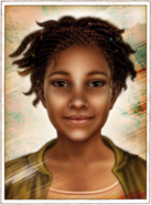Porträt Nell