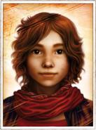 Porträt Holly