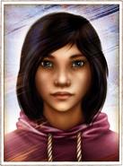Porträt Tikaani