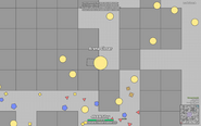 Sniper closer in maze