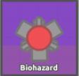 Biohazard upgrade icon
