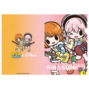 Rin and Sonico Clear File.jpeg