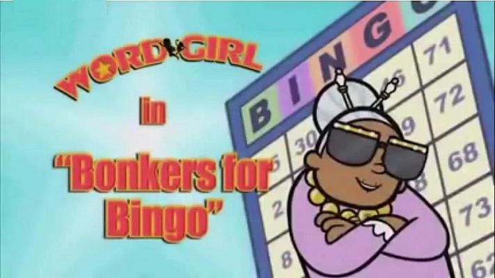 Bonkers for Bingo