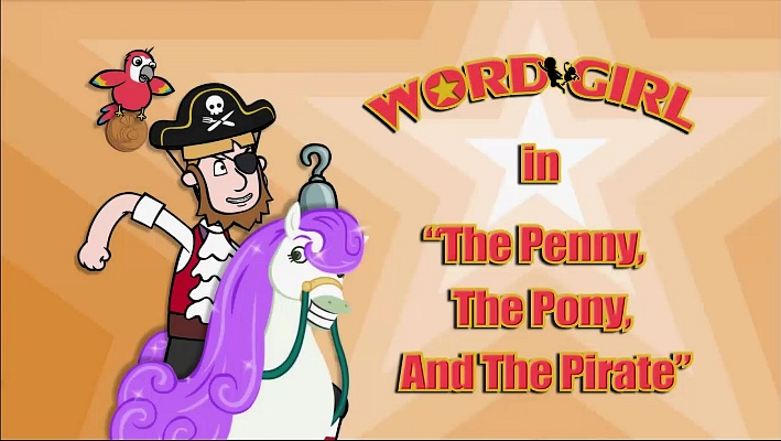 The Penny, the Pony, and the Pirate