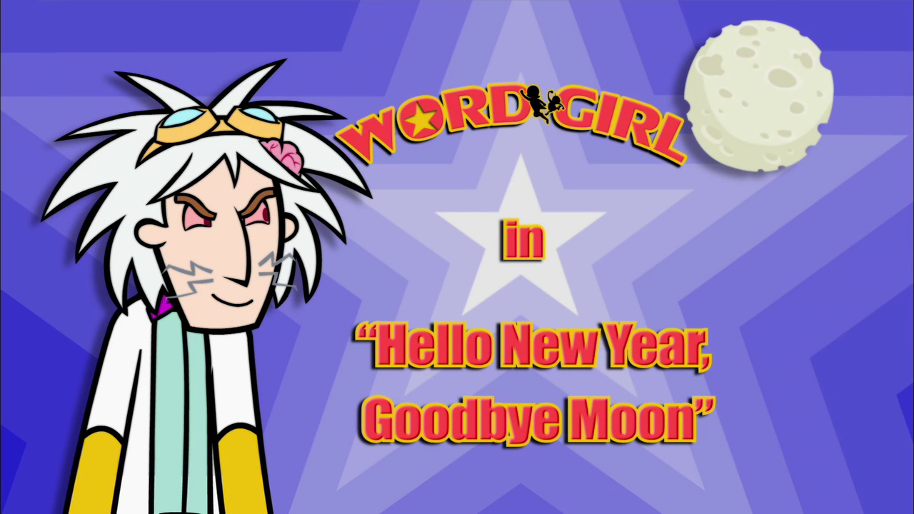 Hello New Year, Goodbye Moon