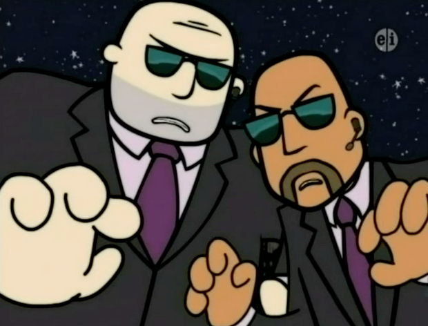 Mr. Big's bodyguards