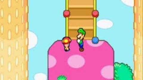 Mario and Luigi-Poor, poor, poor Luigi