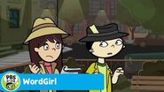 WORDGIRL Details PBS KIDS