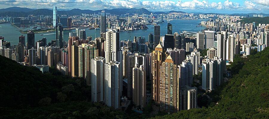 Hongkong panorama victoria peak 2011.jpg