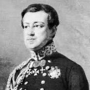 Charles Albert SAR