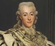 Gustav III SWED