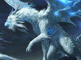 Eirwenaax, the Dragon of Frost