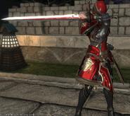 Crimson Cheveliar Companion