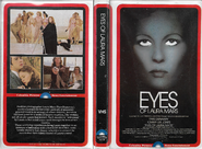 Eyes of laura mars vhs 1980 cover