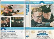 The New Centurions 1979 VHS Cover