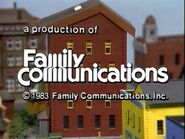 1983 Family Communications Logo