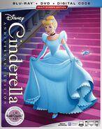 Cinderella 2019 Blu-ray