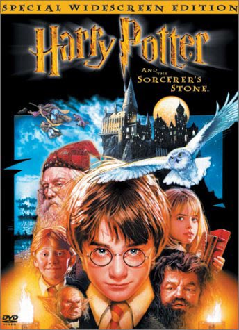 Harry Potter and the Sorcerer's Stone (DVD/Blu-ray)