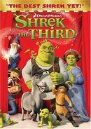 Shrek3 dvd