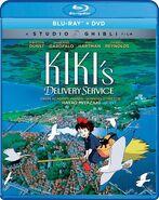 Kiki's Delivery Service 2017 Blu-ray