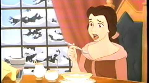Beauty and the Beast (1991) Trailer (VHS Capture)