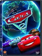 Cars2 dvd
