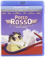 Porco Rosso 2017 Blu-ray