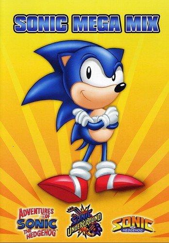 Sonic Mega Mix (DVD)