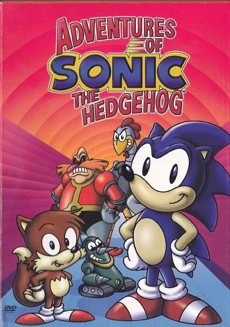 Adventures of Sonic the Hedgehog: Volume 1 (DVD)